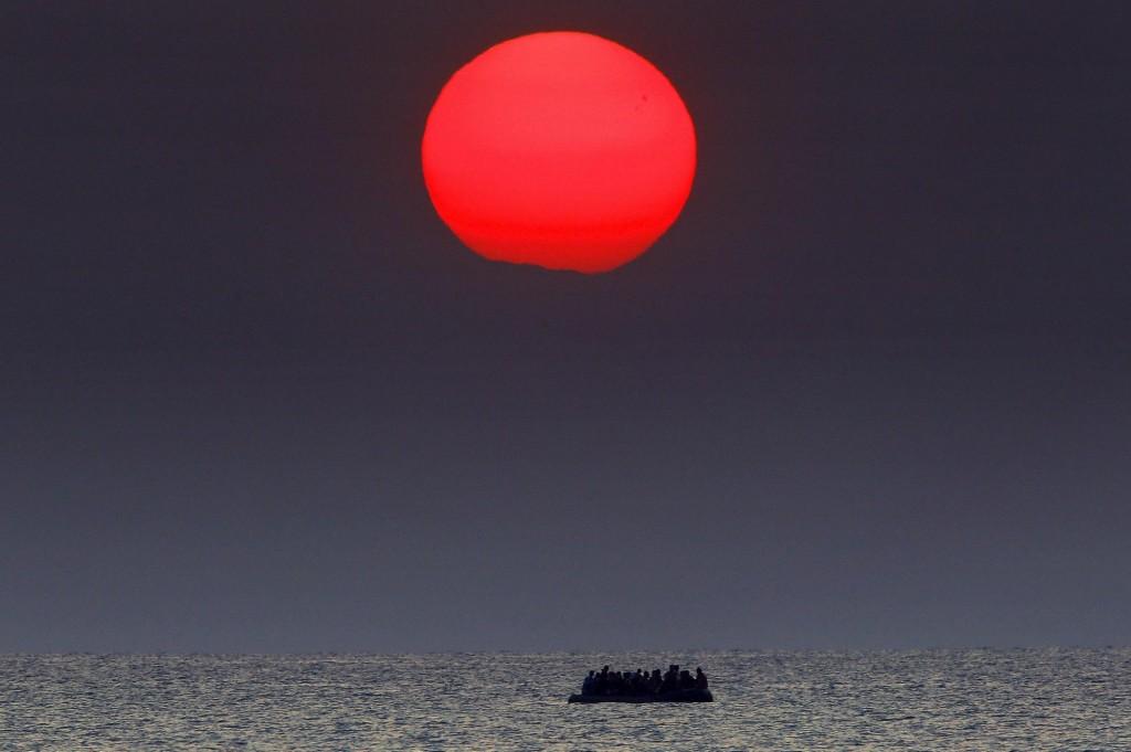 Behrakis - Reuters